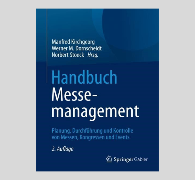 Handbuch Messemanagement
